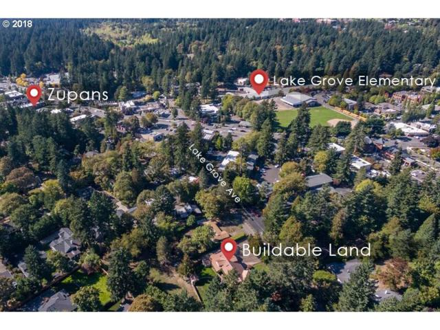 3884 Lake Grove Ave, Lake Oswego, OR 97035 (MLS #18283385) :: McKillion Real Estate Group