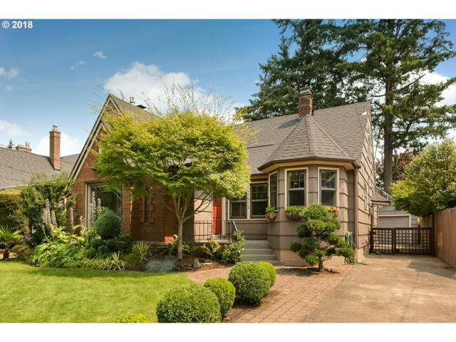 1912 NE 61ST Ave, Portland, OR 97213 (MLS #18283513) :: Cano Real Estate
