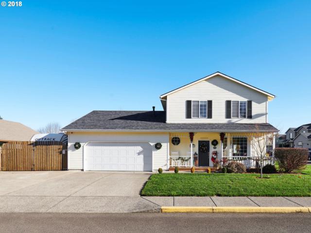 14206 SE Morning Sun Dr, Clackamas, OR 97015 (MLS #18284378) :: Matin Real Estate