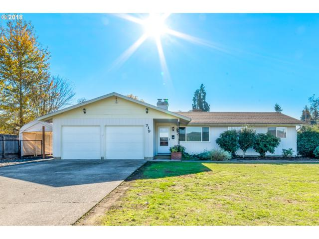 719 E Monroe Ave, Cottage Grove, OR 97424 (MLS #18284895) :: R&R Properties of Eugene LLC