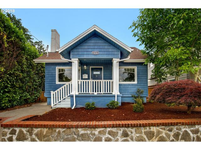 5036 NE 28TH Ave, Portland, OR 97211 (MLS #18285417) :: Next Home Realty Connection