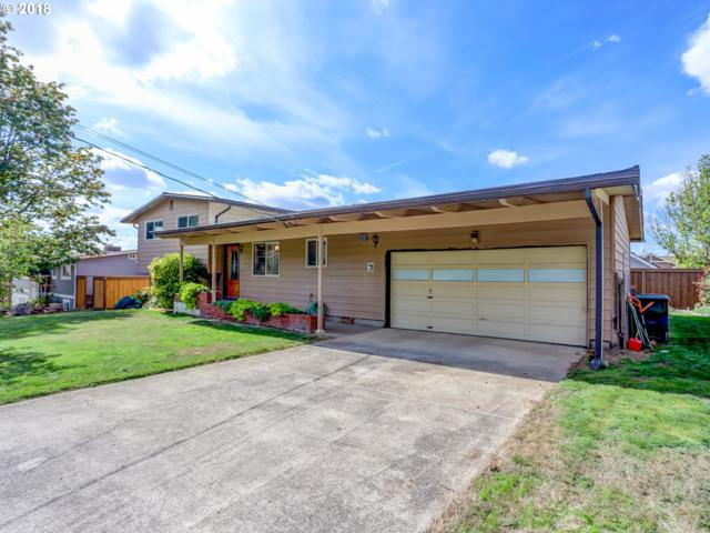 1155 NW 97TH Ave, Portland, OR 97229 (MLS #18288532) :: The Dale Chumbley Group