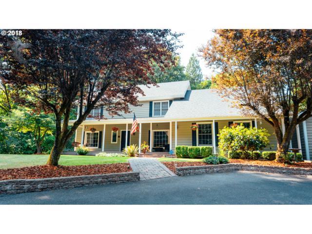 148 Clark Creek Rd, Longview, WA 98632 (MLS #18288867) :: Premiere Property Group LLC