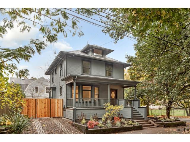 503 SE 18TH Ave, Portland, OR 97214 (MLS #18289133) :: Hatch Homes Group