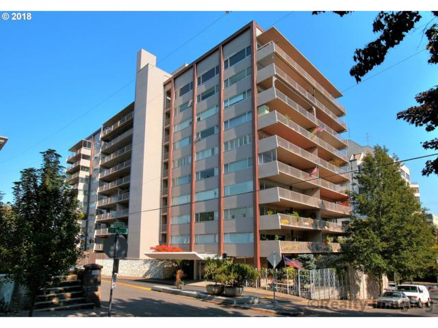 2323 SW Park Pl #404, Portland, OR 97205 (MLS #18289531) :: TLK Group Properties