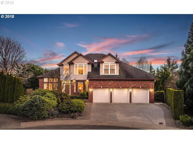 4805 NE 143RD Cir, Vancouver, WA 98686 (MLS #18289809) :: Matin Real Estate