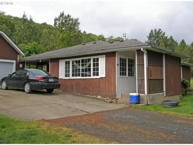 3750 Happy Valley Rd, Roseburg, OR 97471 (MLS #18290318) :: Portland Lifestyle Team
