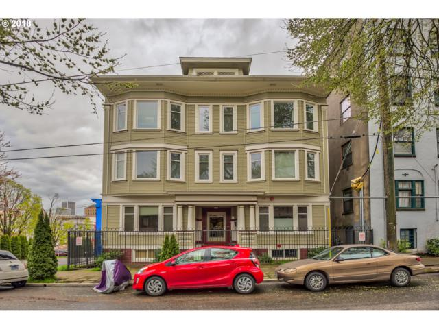 1714 NW Couch St #20, Portland, OR 97209 (MLS #18290448) :: Song Real Estate