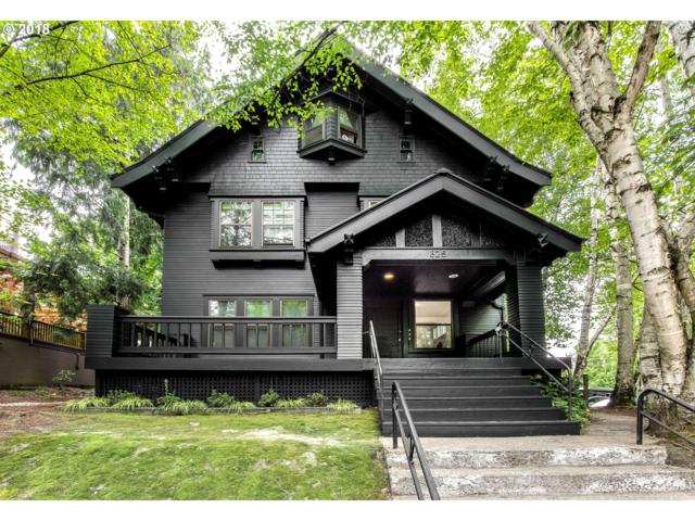825 NW 22ND Ave, Portland, OR 97210 (MLS #18290546) :: Next Home Realty Connection