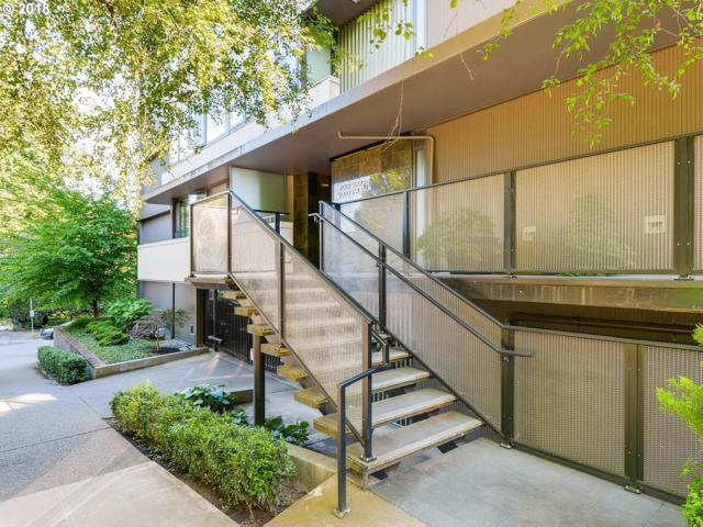 2020 SW Main St #603, Portland, OR 97205 (MLS #18291630) :: Next Home Realty Connection