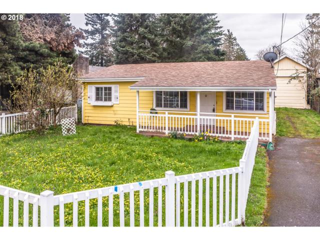 11824 E Burnside St, Portland, OR 97216 (MLS #18292828) :: Next Home Realty Connection