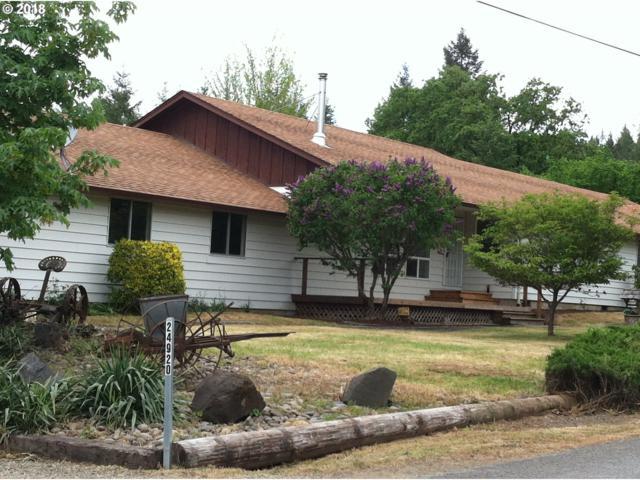 24920 Paradise Dr, Junction City, OR 97448 (MLS #18293051) :: R&R Properties of Eugene LLC