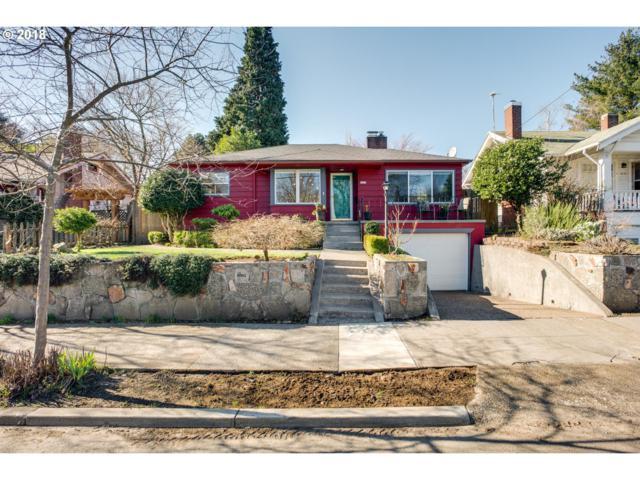 6727 SE 22ND Ave, Portland, OR 97202 (MLS #18293425) :: Hatch Homes Group