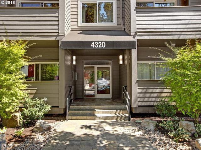 4320 SW Corbett Ave #210, Portland, OR 97239 (MLS #18293852) :: R&R Properties of Eugene LLC