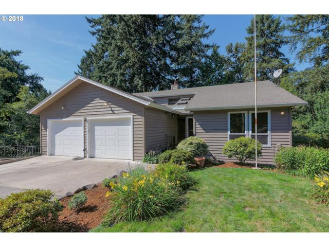 9121 SW 9TH Pl, Portland, OR 97219 (MLS #18295677) :: Next Home Realty Connection