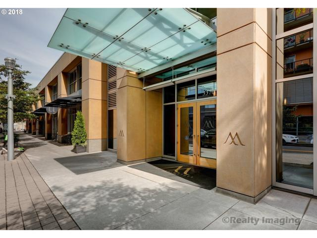 3570 SW River Pkwy #1613, Portland, OR 97239 (MLS #18295743) :: The Sadle Home Selling Team