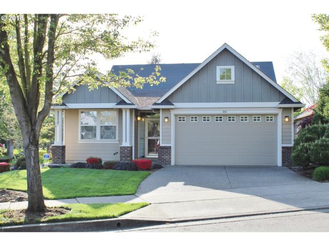 881 Fairwood Cres, Woodburn, OR 97071 (MLS #18296135) :: Fox Real Estate Group