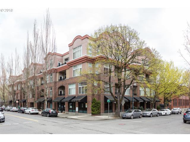 618 NW 12TH Ave #303, Portland, OR 97209 (MLS #18296340) :: Team Zebrowski