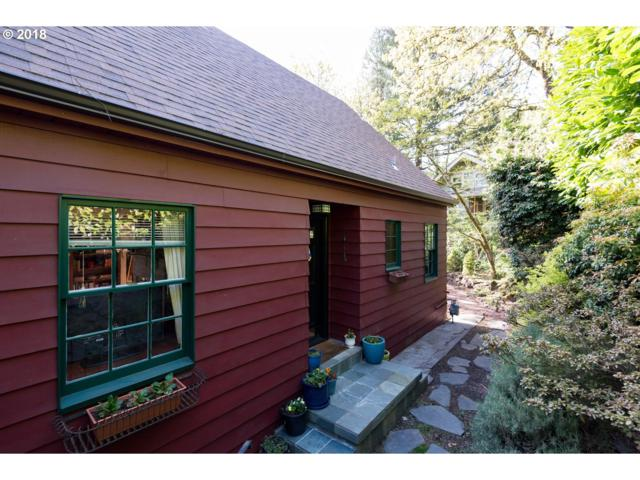 3015 SW Dosch Rd, Portland, OR 97239 (MLS #18296811) :: Portland Lifestyle Team