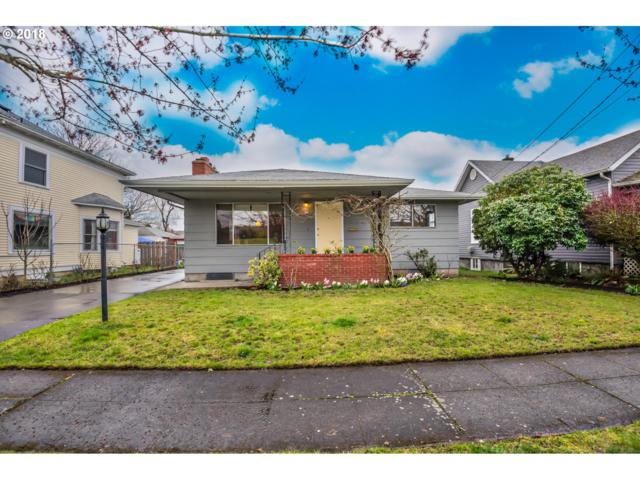 820 NE 76TH Ave, Portland, OR 97213 (MLS #18297004) :: Song Real Estate