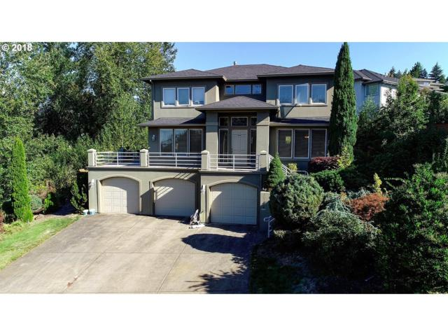 5209 NW Fernridge Dr, Camas, WA 98607 (MLS #18297553) :: Song Real Estate