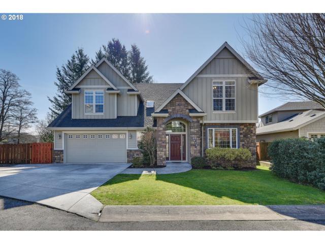 1606 42ND Ct, Washougal, WA 98671 (MLS #18297568) :: Hatch Homes Group
