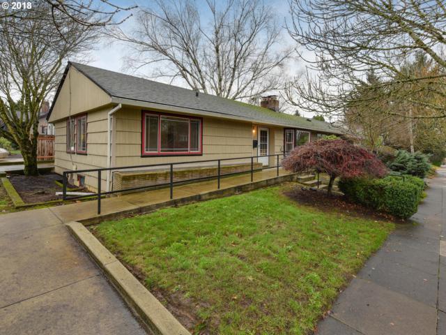 5430 SE Belmont St, Portland, OR 97215 (MLS #18297590) :: Hatch Homes Group