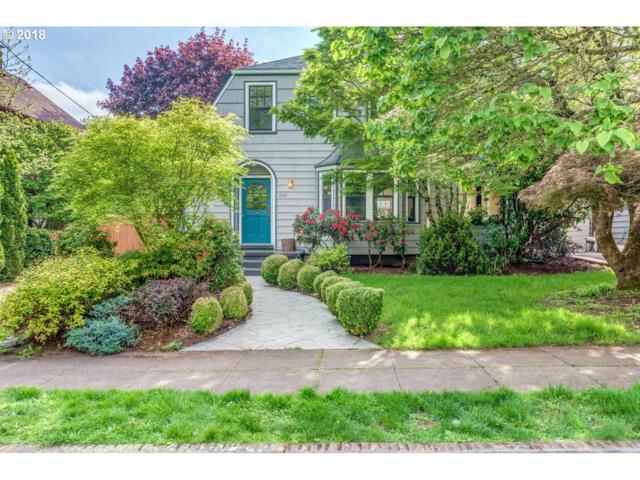 2604 NE 26TH Ave, Portland, OR 97212 (MLS #18298853) :: McKillion Real Estate Group