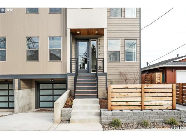 5467 N Bowdoin St B, Portland, OR 97203 (MLS #18298895) :: R&R Properties of Eugene LLC
