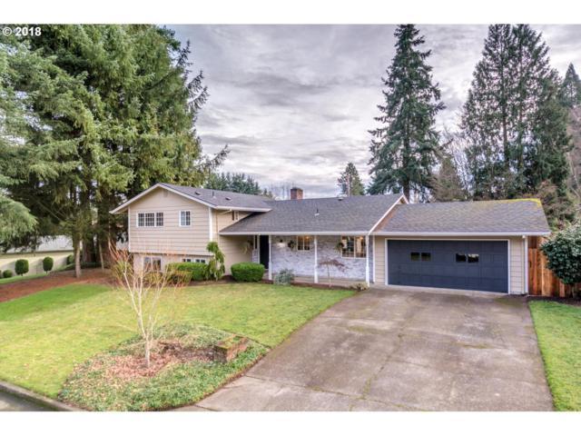 611 NW 96TH St, Vancouver, WA 98665 (MLS #18300214) :: Premiere Property Group LLC
