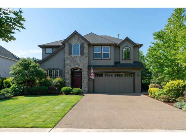 7914 SW Rockbridge St, Wilsonville, OR 97070 (MLS #18300977) :: Matin Real Estate