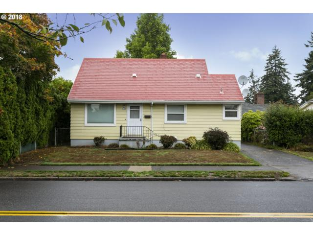 6123 NE Halsey St, Portland, OR 97213 (MLS #18301050) :: Fox Real Estate Group