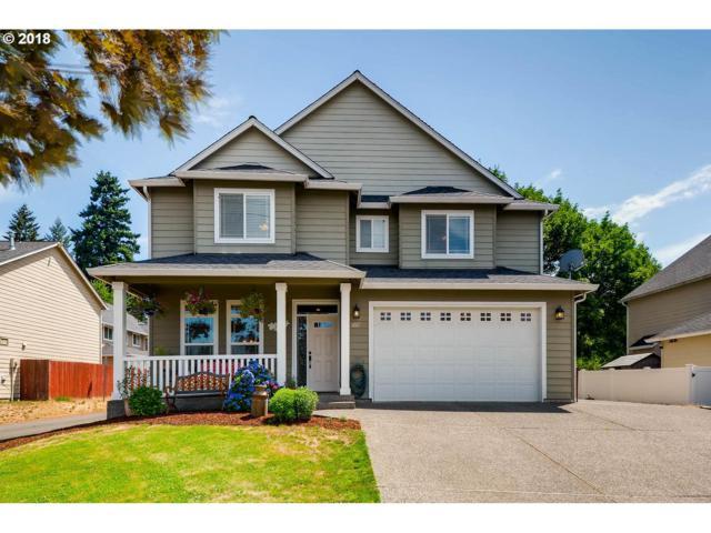 3207 NE 141ST Ave, Vancouver, WA 98682 (MLS #18301463) :: Stellar Realty Northwest