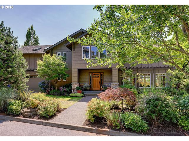2209 NW Crestview Way, Portland, OR 97229 (MLS #18301633) :: Hatch Homes Group