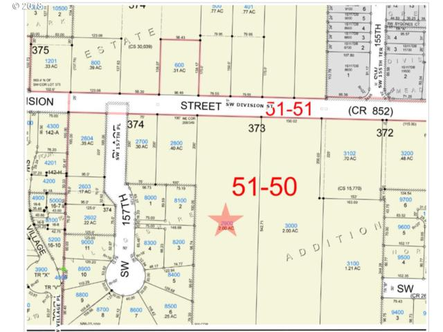 15660 SW Division St, Beaverton, OR 97007 (MLS #18302321) :: Stellar Realty Northwest