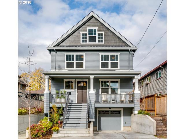 1725 SE Alder St, Portland, OR 97214 (MLS #18302367) :: Hatch Homes Group