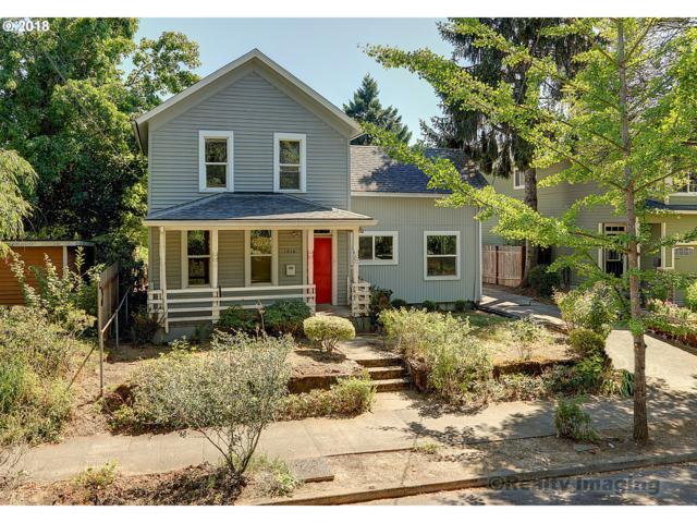 1016 SE Umatilla St, Portland, OR 97202 (MLS #18302509) :: R&R Properties of Eugene LLC