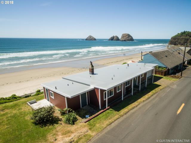 1300 Pacific Ave, Oceanside, OR 97134 (MLS #18302743) :: Fox Real Estate Group