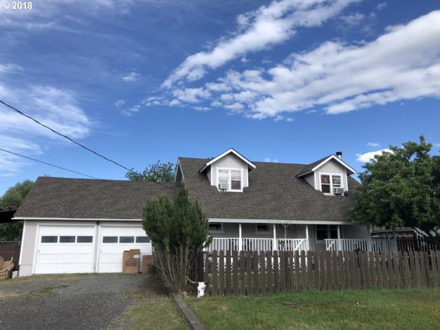 811 S Overholt St, Prairie City, OR 97869 (MLS #18302876) :: McKillion Real Estate Group