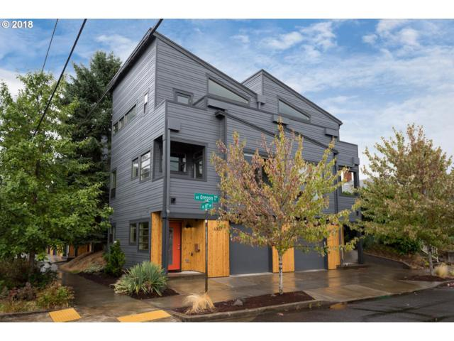 6303 NE Oregon St, Portland, OR 97213 (MLS #18302930) :: Portland Lifestyle Team