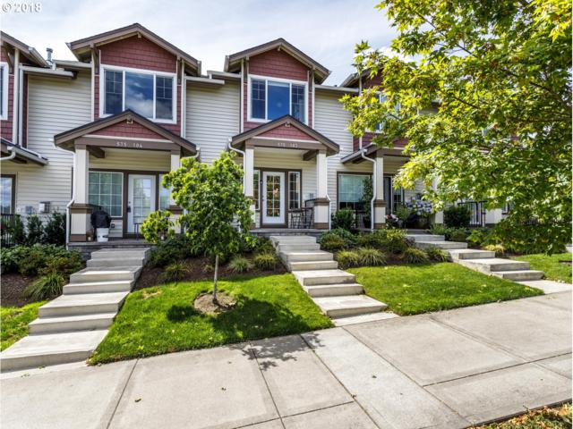575 NW 118TH Ave #103, Portland, OR 97229 (MLS #18305018) :: R&R Properties of Eugene LLC
