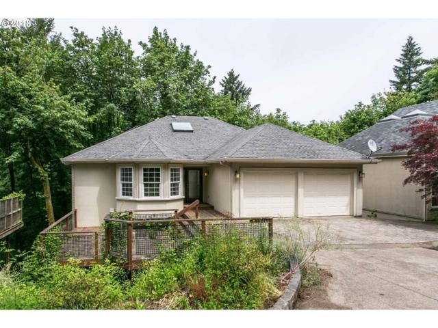 6254 SW Burlingame Ave A, Portland, OR 97239 (MLS #18305300) :: Portland Lifestyle Team