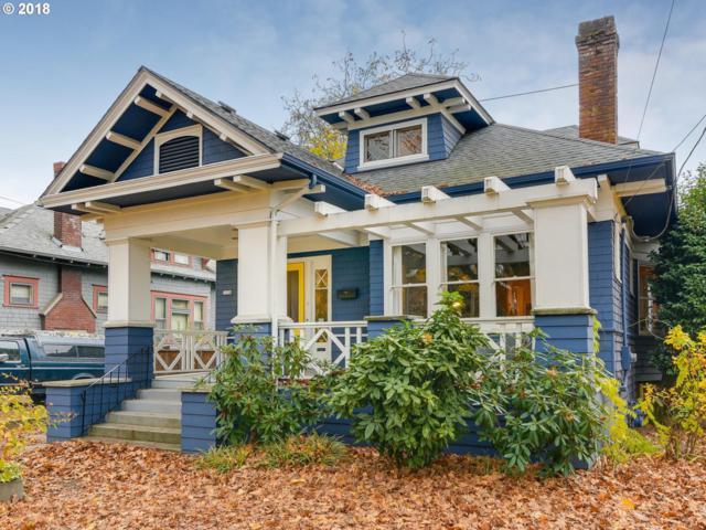 2338 NE 7TH Ave, Portland, OR 97212 (MLS #18305391) :: Cano Real Estate