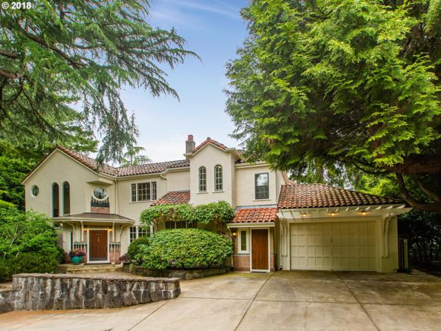 2882 NW Fairfax Ter, Portland, OR 97210 (MLS #18305403) :: McKillion Real Estate Group