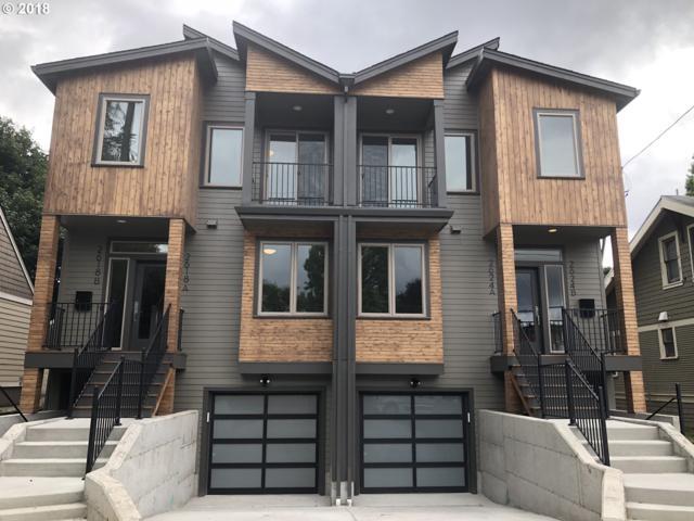 2624 SE 51st Ave, Portland, OR 97206 (MLS #18305806) :: Hatch Homes Group