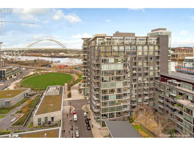 1255 NW 9TH Ave #802, Portland, OR 97209 (MLS #18306641) :: Next Home Realty Connection