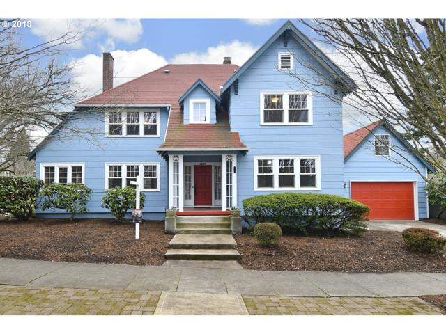 2426 SE Market St, Portland, OR 97214 (MLS #18306981) :: Next Home Realty Connection