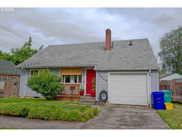8828 N Hodge Ave, Portland, OR 97203 (MLS #18307035) :: Beltran Properties at Keller Williams Portland Premiere