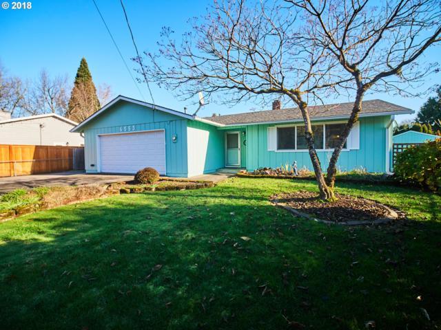 6553 SE Aldercrest Ct, Milwaukie, OR 97267 (MLS #18307248) :: Matin Real Estate
