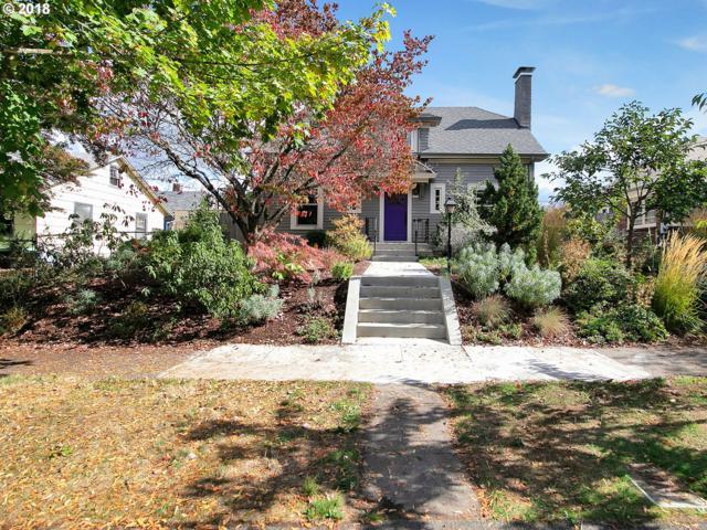 6434 N Moore Ave, Portland, OR 97217 (MLS #18307574) :: Fox Real Estate Group